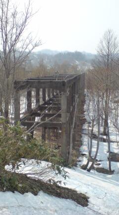 雨竜炭鉱 1