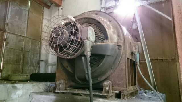 幌内炭鉱 7