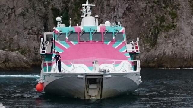 ジェット船 2