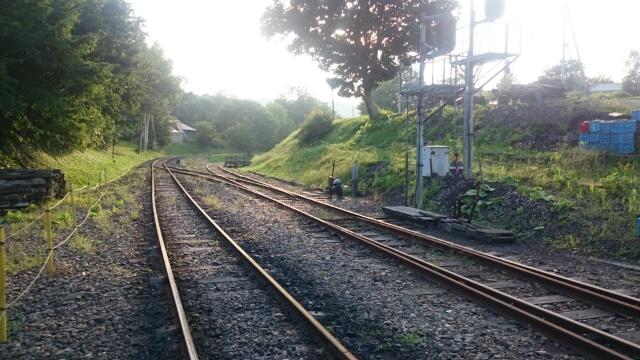 三笠鉄道記念館 4